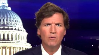 Tucker Carlson Is Being Mocked After Claiming His Damning Hunter Biden Evidence Was Lost In The Mail