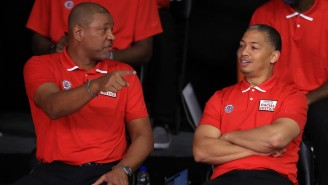 Tyronn Lue And Jeff Van Gundy Are Reportedly Top Candidates For The Clippers Job