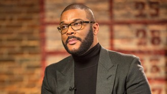 Tyler Perry's Production Bubble Is Working: He Wrapped A TV Season This Week And Started Filming Another One