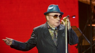Van Morrison Was 'Born To Be Free' Of Basic Safety Measures On His First Anti-Lockdown Single