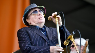 Van Morrison Sings Anti-Lockdown Lyrics In An Upcoming Song Series About The Pandemic