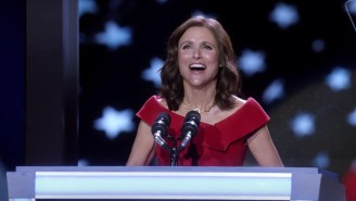 Julia Louis-Dreyfus Will Star In A 2020 Election-Themed 'Veep' Reunion