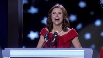Julia Louis-Dreyfus Will Star In A 'Veep' Reunion Aimed At 'Taking Down Trump'