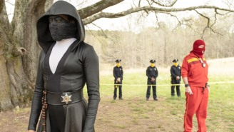 'Watchmen' Earned A Nerdy Awards Distinction While Scooping Up A Total Of 11 Emmy Wins