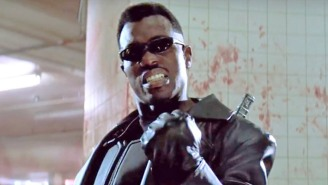 Wesley Snipes Is Not Here For Claims That He Was 'F*cking Crazy' And Violent On The 'Blade: Trinity' Set