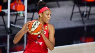 A'ja Wilson Earned The 2020 WNBA MVP As Award Winners Were Announced