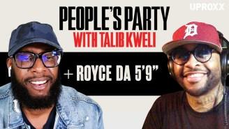 Talib Kweli & Royce da 5'9″ Talk Eminem, Sobriety, Slaughterhouse, DJ Premier