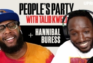 'People's Party With Talib Kweli' Episode 66: Hannibal Buress