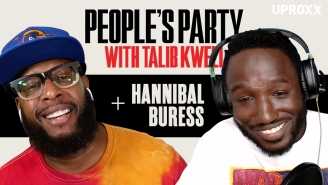 Talib Kweli & Hannibal Buress Talk Stand-up, Broad City, Landlord Drama, Cops