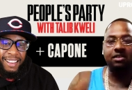 'People's Party With Talib Kweli' Episode 68: Capone