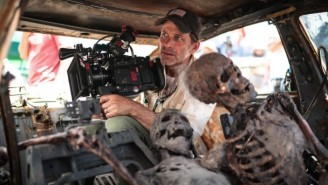 Zack Snyder's Zombie Heist Movie 'Army Of The Dead' Will Arrive Not Long After 'Justice League'