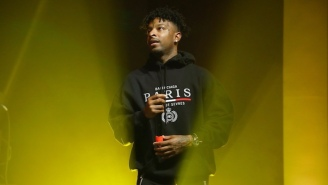 21 Savage Responds To Rumors On Whether His 'Snitches And Rats' Track Is About Tekashi 69