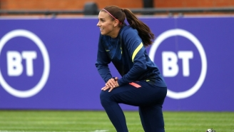 Alex Morgan On Her Move To Tottenham, The NWSL's Future and The Importance Of Youth Sports