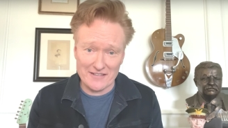 Conan O'Brien Took An Extraordinarily Rare Break From His 'No Politics' Stance To Rail Against Donald Trump