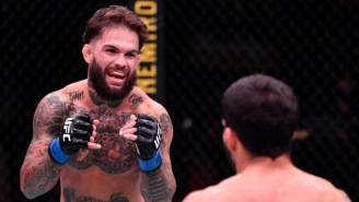 Cody Garbrandt Is Out Of UFC 255 With A Torn Bicep