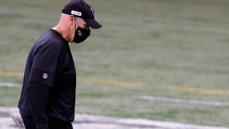 The Atlanta Falcons Have Fired Coach Dan Quinn And GM Thomas Dimitroff After An 0-5 Start