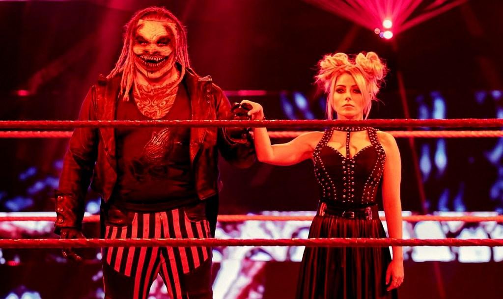 Alexa Bliss Reacts To Bray Wyatt's Release - Wrestling Inc.