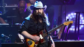 Chris Stapleton Takes A Page From Classic Rock Anthems With His Lively Track 'Arkansas'