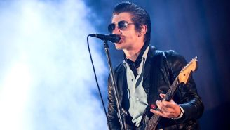 Arctic Monkeys Will Release Their 'Live At The Royal Albert Hall' Album To Benefit Charity