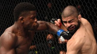 Phil Hawes Announced His UFC Arrival With An 18-Second Knockout Against Jacob Malkoun