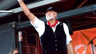 Mick Fleetwood Thanked A TikTok Skateboard Star For Making 'Dreams' Go Viral
