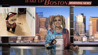 A Boston News Anchor Lost Her Job For Appearing In Adam Sandler's 'Hubie Halloween'