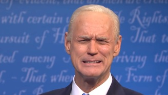 Jim Carrey's Joe Biden Just Isn't Working