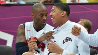 Anthony Davis On The Lakers Winning A Title In Kobe Bryant's Memory: 'We Didn't Let Him Down'
