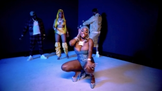 Moneybagg Yo, DaBaby, And City Girls Flex On Haters In Their Eye-Popping 'Said Sum' Remix Video