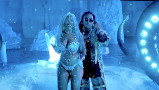 Ozuna, Doja Cat, And Sia Tour Atlantis In Their Aquatic 'Del Mar' Video