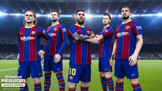'eFootball PES 2021 Season Update' Is An Excellent Entry Point Into The Series For First-Time Players