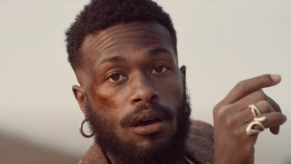 Duckwrth Attempts To Live Up To Lofty Promises In His Surreal 'Quick' Video