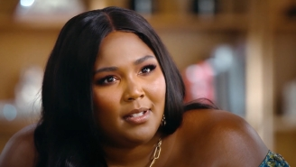 Lizzo Says She Feels 'Hopeful' About Black Lives Matter On 'My Next Guest' With David Letterman