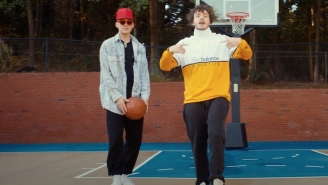Jack Harlow And Miami Heat Rookie Address Their Outsider Status In The 'Tyler Herro' Video