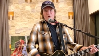 John Fogerty Joins TikTok To Play 'Fortunate Son' As A Subtle Dig At Trump's Campaign