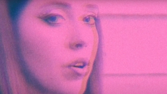 Soccer Mommy's Fuzzy 'Crawling In My Skin' Video Offers A Psychedelic Look At 'Color Theory'