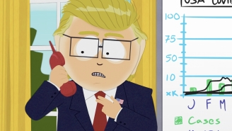 The 'South Park' Pandemic Special Ripped Into Trump And Pleaded With Viewers To Vote