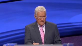 Please Enjoy Alex Trebek Rapping Megan Thee Stallion's 'Savage' On 'Jeopardy!'