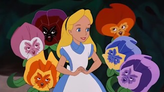 Netflix's Upcoming 'Alice In Wonderland' Reboot Is Set At A Music Festival Called 'Wonderland'