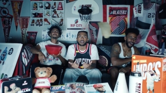 Amine Puts On For Portland In His Triumphant 'Woodlawn' Video