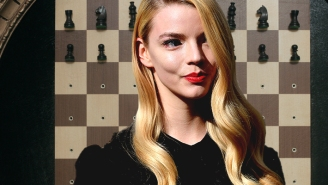 'The Queen's Gambit' Star Anya Taylor-Joy On Finding Her Competitive Speed-Chess Groove And Applauding Passion