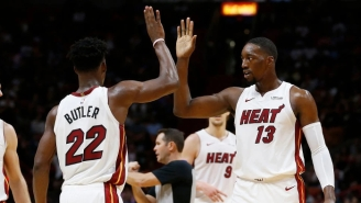 Bam Adebayo Says 'I Believe I'll Play' In Game 3 Of The Finals On Sunday