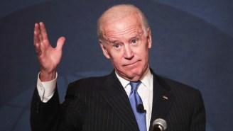 Joe Biden Is Trolling Mike Pence Over His Debate-Stealing Fly