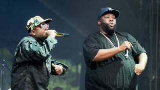 Killer Mike Contributes A Defiant Verse To Big Boi And Sleepy Brown's 'We The Ones' Remix