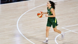 Sue Bird Only Needed Three Quarters To Set The WNBA Finals Assist Record In Game 1 Against The Aces