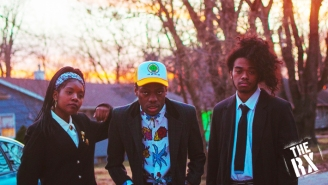 Blackstarkids Are Ready To Take Charge On 'Whatever, Man'