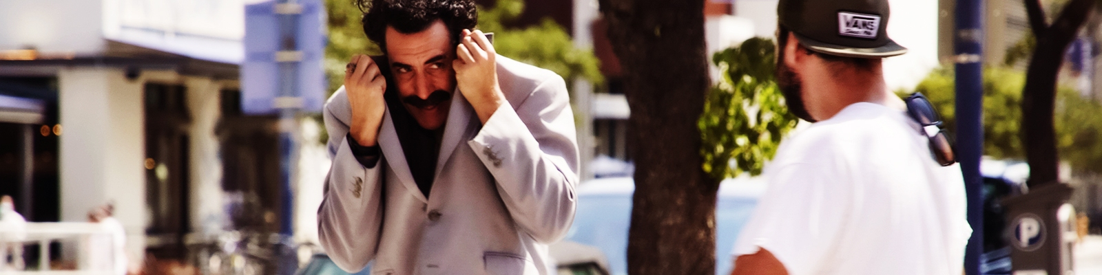 In 'Borat Subsequent Moviefilm,' The 'Victims' Have Become The Performers