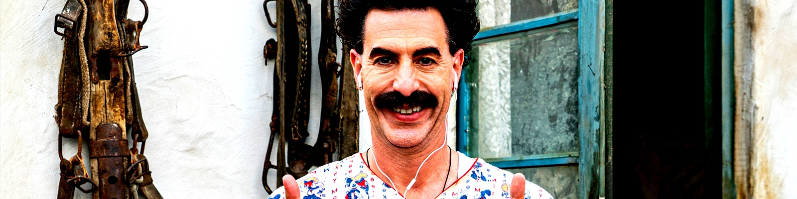 'Borat 2' Is Still Funny, But The Shock Of Open Racism In America Has Worn Off