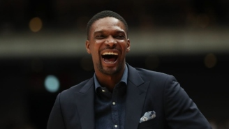 Chris Bosh Still Believes Dwyane Wade Is LeBron James' Best Teammate Ever