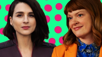 Aya Cash And Colby Minifie On How 'The Boys' Can Be A Terrifying Mirror For Real Life Right Now